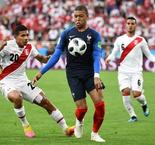 2018 FIFA World Cup Russia: France 1 Peru 0