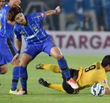Scolari's men hold on to reach final
