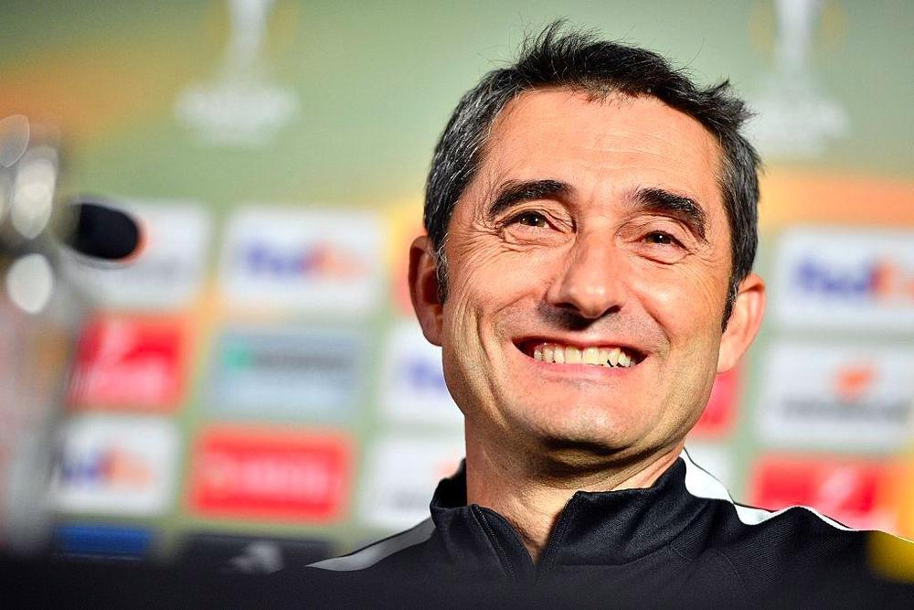 Valverde 'cannot confirm' Barca interest