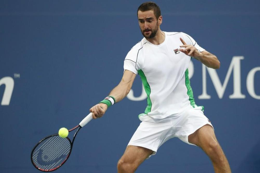 Tranquille comme Cilic