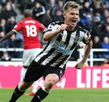 Insipid Manchester United Lose to Relegation-Embattled Newcastle