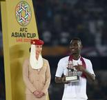 Almoez Ali - Qatar has to be humble to build on Asian Cup glory