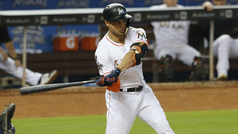 Jose Altuve, Giancarlo Stanton Win MVP Awards
