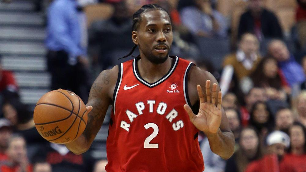 Raptors leaning toward using Kawhi Leonard in back-to-backs