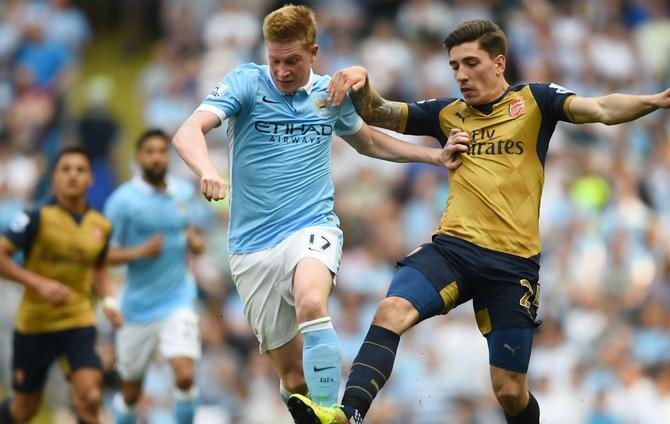 Manchester City Held At Home by Arsenal