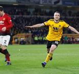 FA Cup : Les Wolves surprennent Manchester United !