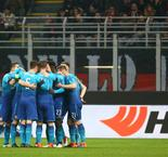 Arsenal End AC Milan's Unbeaten Run