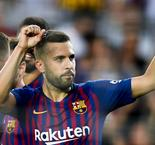 Alba doesn't understand Spain snub but denies Luis Enrique problems