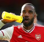 Arsenal Confirm Lacazette Ankle Injury
