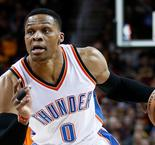 Westbrook, George Lead Thunder to Sixth Straight Win