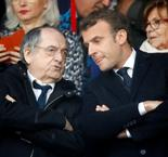 Macron: Clubs, LFP Must Solve Homophobia Issue