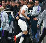 Kane sustains 'significant' ankle injury
