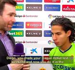Interview: Diego Lainez On His First Days With Real Betis