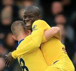 Kante strike proves the difference for Chelsea