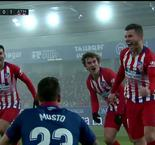 Lucas Hernandez Finishes Off Smooth Move To Give Atletico Madrid 1-0 Lead