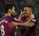Gundogan predicts Man City dominance after Guardiola's first Premier League title