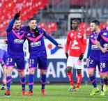 Ligue 2 : Brest coule à pic, Nancy ne s'arrête plus