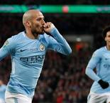 League Cup - David Silva écœure les Gunners