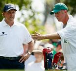 Mickelson and caddie 'Bones' Mackay part ways after 25 years