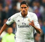 Real Madrid: Varane titulaire contre Villarreal