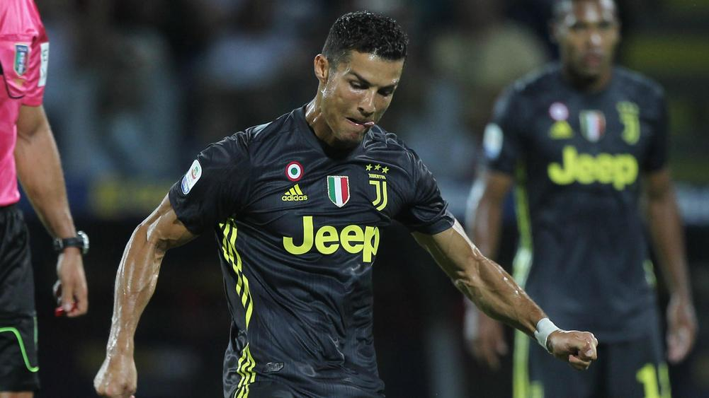 Ronaldo keeps Juventus ideal in Serie A