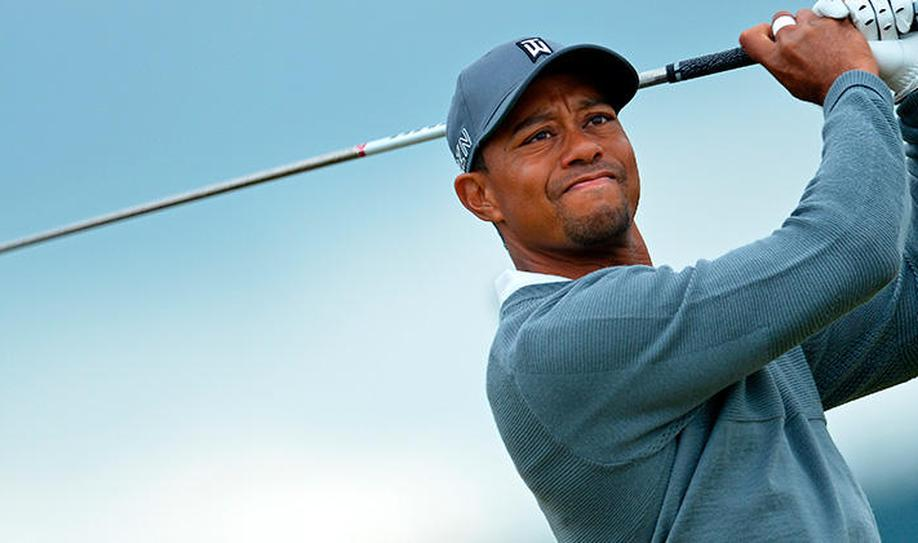 5. Tiger Woods (39 years)