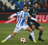 Isco Underwhelms as Real Madrid Progress Past Leganes