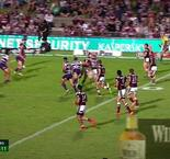 NRL : Manly 24-22 Melbourne