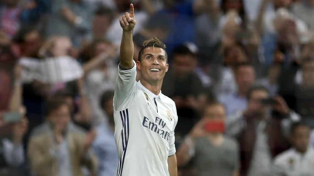 Real Madrid win 33rd La Liga title