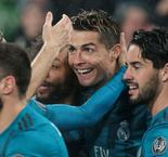 Ronaldo wasn't swayed by Juventus' overhead kick ovation