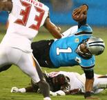NFL : Les Panthers s'inclinent encore