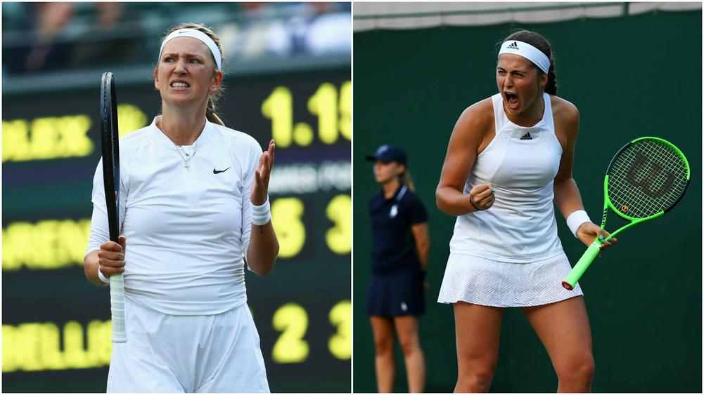 Azarenka steps up Wimbledon title bid