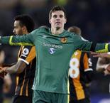 Coupe de la Ligue anglaise: Hull City 1(3) Newcastle United 1(1)