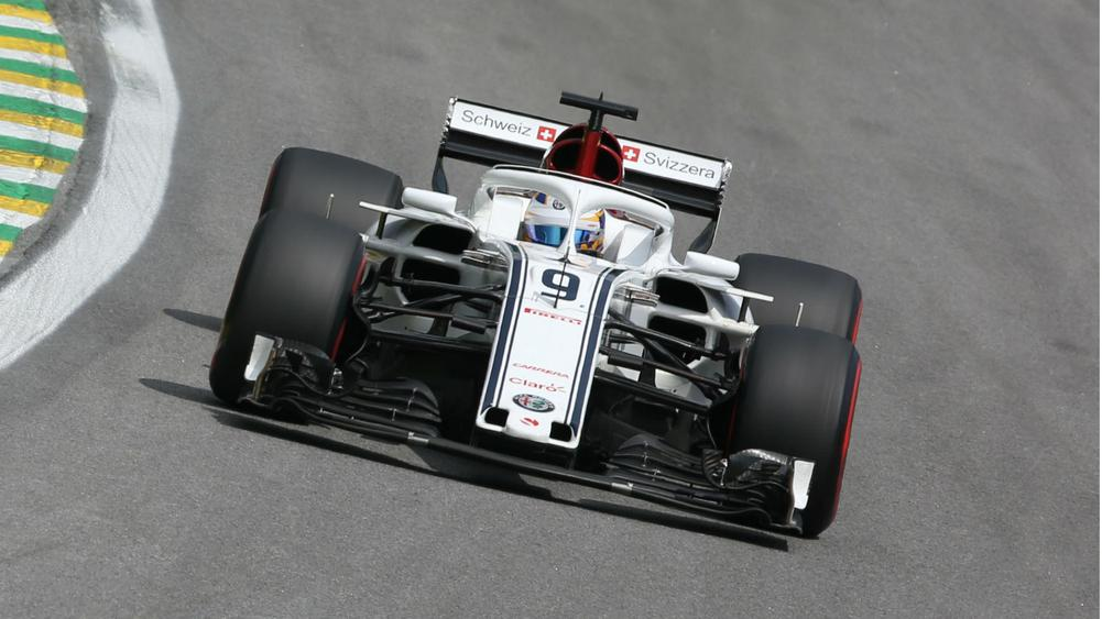 Sauber to give Calderon more F1 test experience