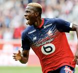 Highlights: Osimhen Scores Debut Brace As Lille Beat Nantes