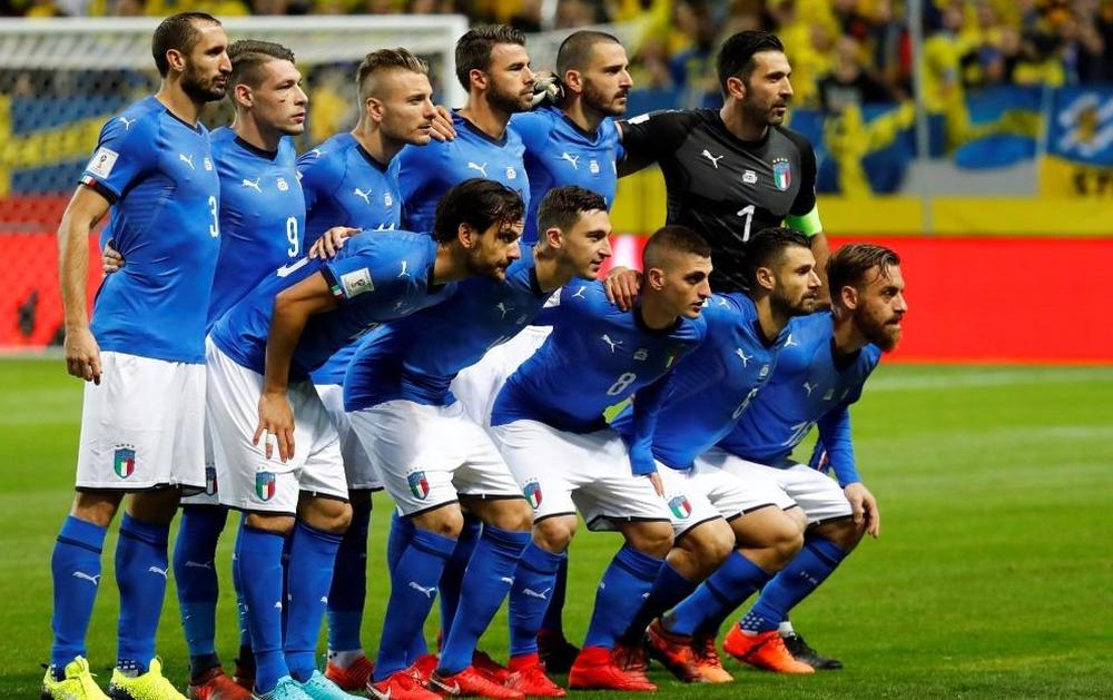 Le football italien soutient la nazionale - Coupe d italie en direct ...