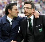 Montella and I aim to meet in the final - Di Francesco wants Roma-Sevilla showdown