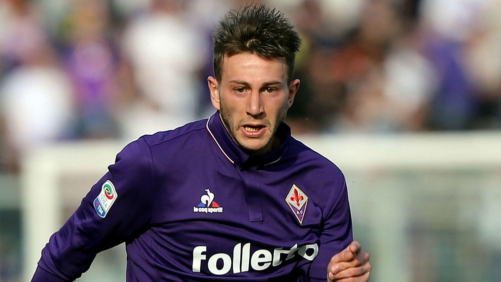 Federico Bernardeschi arrives for Juventus medical ahead of expected £38m Fiorentina exit