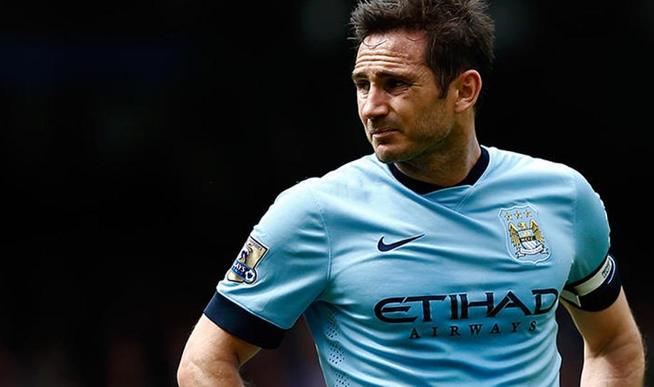 13. Frank Lampard (Manchester City)
