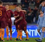 Coupe d'Italie: L'AS Rome passe en quart de finale