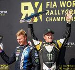 Solberg and Kristoffersson Form World RX Superteam