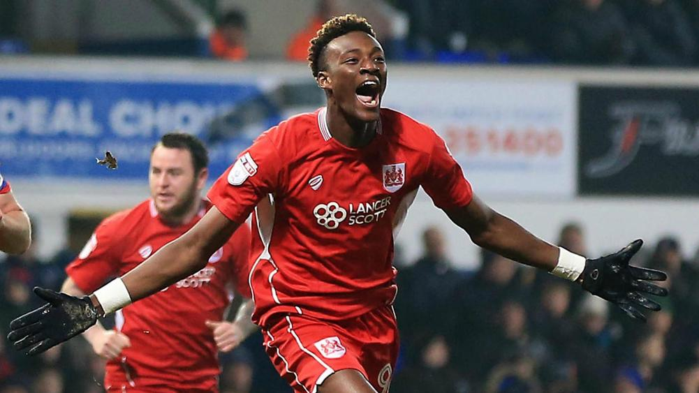 Tammy Abraham - Cropped