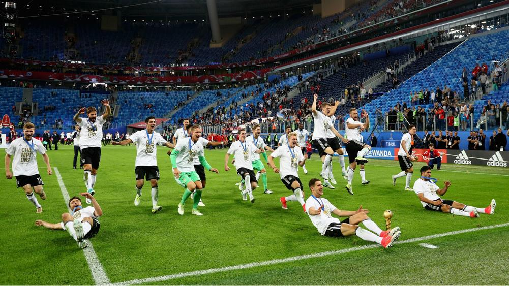 Confederations Cup Finals Review: Chile vs Germany