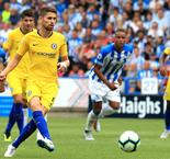 Huddersfield Town 0 Chelsea 3: Jorginho helps get Sarri off the mark