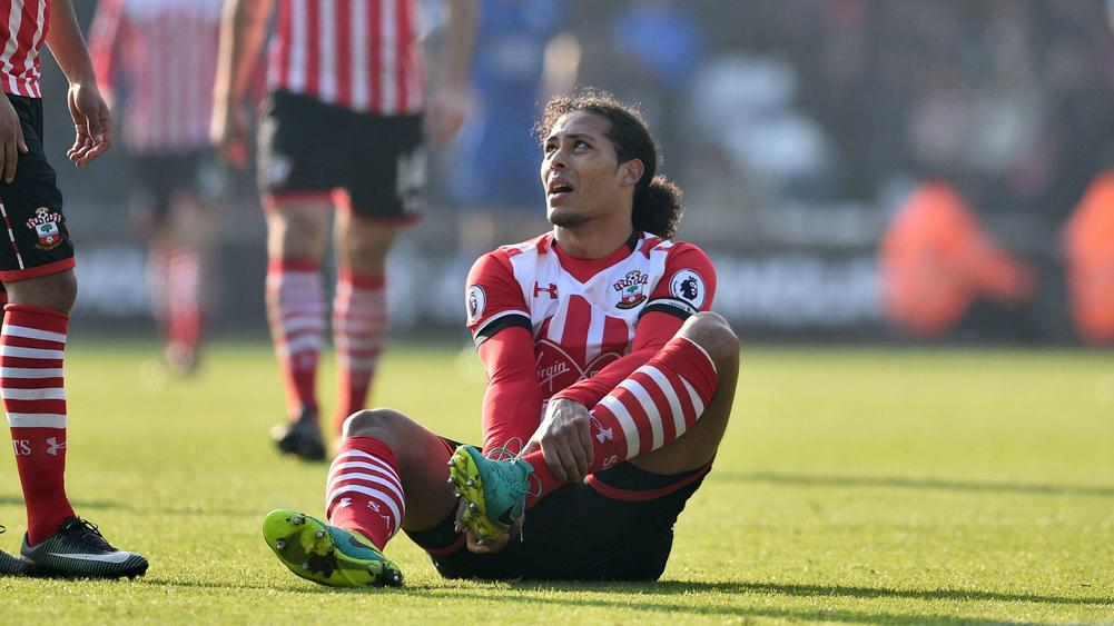 Southampton's Claude Puel hopeful Virgil Van Dijk will play again this season