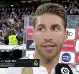 "Ramos: Incident With Messi Was ""Nothing"""