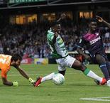 English League Cup:Yeovil Town 0  Aston Villa 1