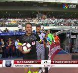 Highlights: Basaksehir Open Campaign With 2-0 Win Over Trabzonspor