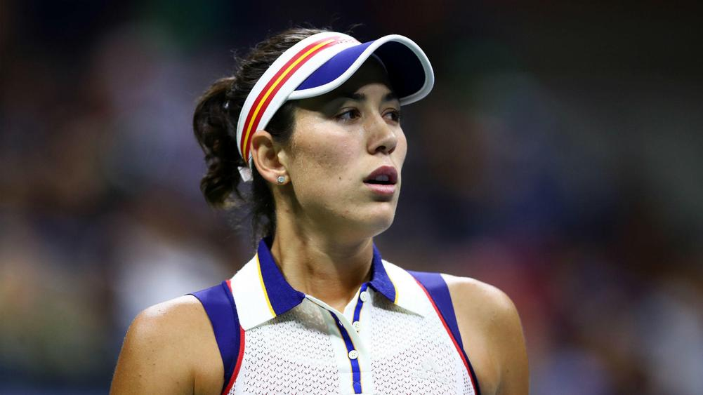 Muguruza retires from China Open with illness
