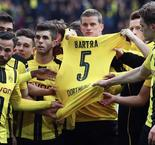 Sokratis Dedicates Dortmund Goal to Marc Bartra After Bomb Blast